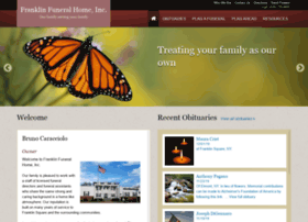 Franklinfuneralhome.net thumbnail