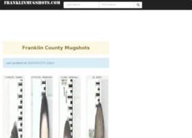 Franklinmugshots.com thumbnail