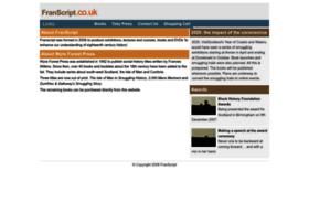 Franscript.co.uk thumbnail