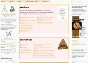 Fransvanschooten.nl thumbnail