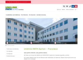 Franziskus-hospital.de thumbnail