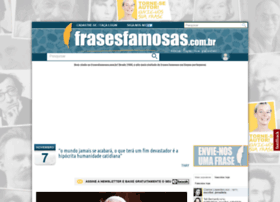Frasesfamosas.com.br thumbnail