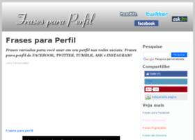 Frasesparaperfil.com.br thumbnail