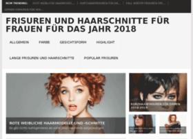 Frauenfrisuren.org thumbnail
