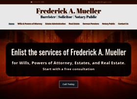 Fredmuellerlaw.ca thumbnail