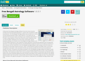 Free-bengali-astrology-software.soft112.com thumbnail