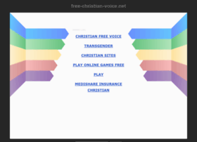Free-christian-voice.net thumbnail