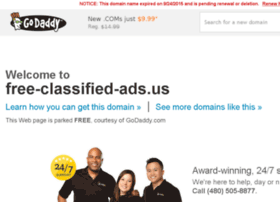 Free-classified-ads.us thumbnail