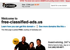 Free-classified-ads.us thumbnail