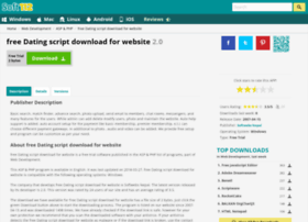 Free-dating-script-download-for-website.soft112.com thumbnail