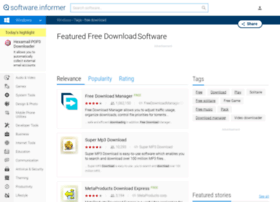 Free-download.software.informer.com thumbnail