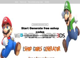 Free-eshop-codes.com thumbnail