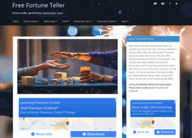 Free-fortuneteller.com thumbnail