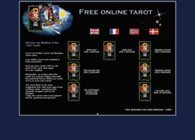 Free-online-tarot.com thumbnail