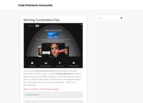 Free-premium-accounts.net thumbnail