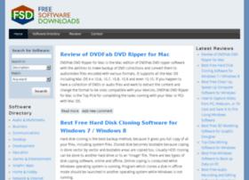 Free-software-downloads.org thumbnail