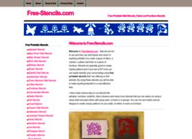 Free-stencils.com thumbnail