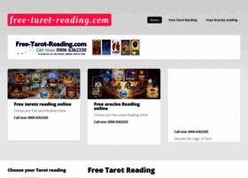Free-tarot-reading.com thumbnail