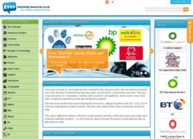 Free-teaching-resources.co.uk thumbnail