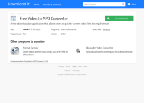 Free-video-mp3-converter.jaleco.com thumbnail