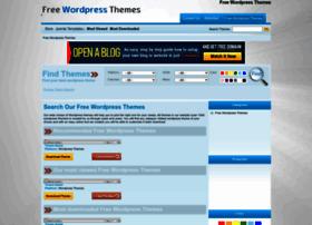 Free-wordpress-theme.net thumbnail