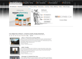 freeartsoftwarecom at wi free art software 3d graphic