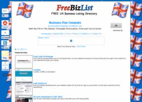 Freebizlist.co.uk thumbnail