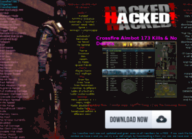 freecfvip com at WI  Crossfire Hacks [ Undetected Free Crossfire Hacks ]