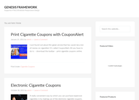 Freecigarettecoupons.net thumbnail