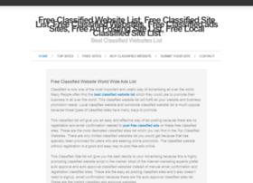 Freeclassifiedwebsitelist.elevensites.com thumbnail
