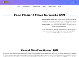 Freecocaccounts Com At Wi Free Clash Of Clans Accounts 2020 Free Coc Accounts 2020 Free Coc