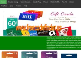 Freecodefinder.us thumbnail