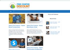 Freecoupondiscount.com thumbnail