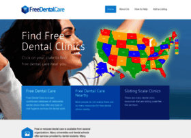 Freedentalcare.us thumbnail