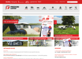 Freedom-center.si thumbnail