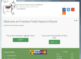 Freedomfieldsnaturistranch.com thumbnail