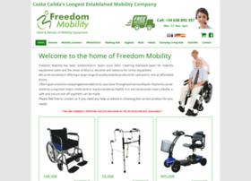 Freedommobilityspain.com thumbnail