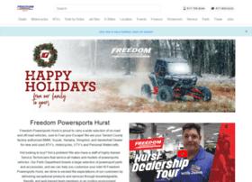 Freedompowersportshurst.com thumbnail