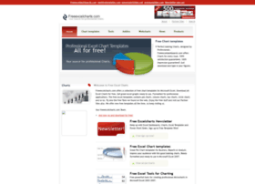 Freeexcelcharts.com thumbnail