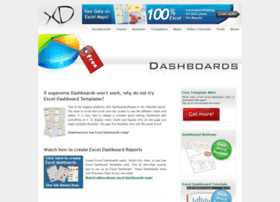 Freeexceldashboards.com thumbnail