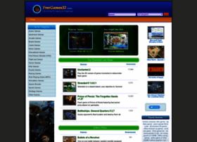 Freegames33.com thumbnail