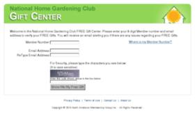 Freegift.gardeningclub.com thumbnail