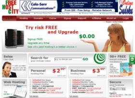 Freehostcity.net thumbnail