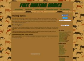 Freehuntinggames.biz thumbnail
