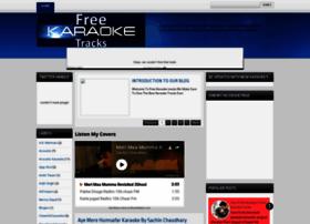 Freekaraoketracks.blogspot.com thumbnail