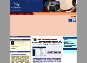 Freelang.net thumbnail