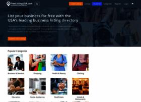 freelistingusa com at WI  Free local business listing site