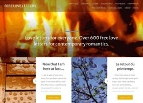 Freeloveletters.net thumbnail