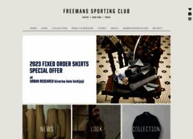 Freemanssportingclub.jp thumbnail