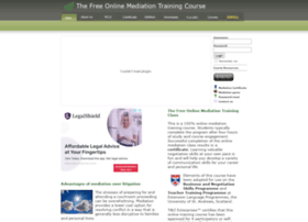 Freemediationcourse.com thumbnail